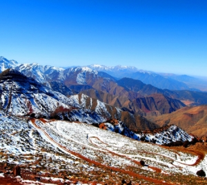 Atlas mountains day trips