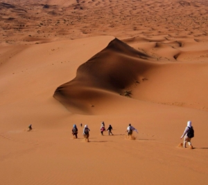 Erg chebbi High Dunes Tours