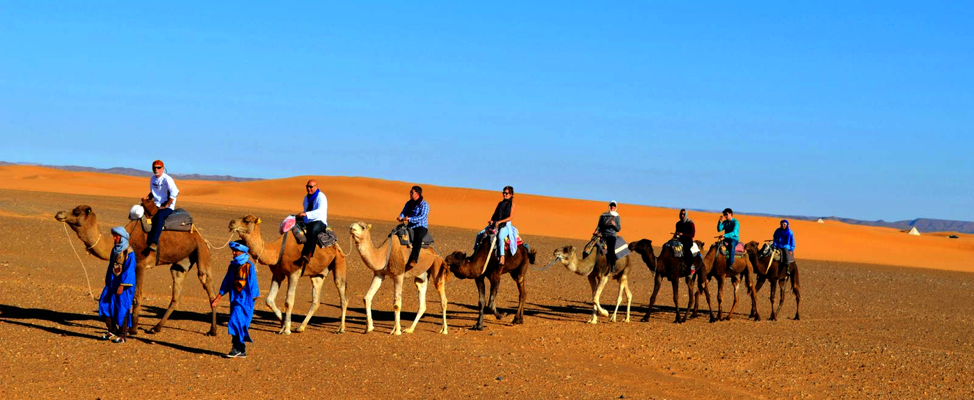 Day Marrakech Sahara Tour