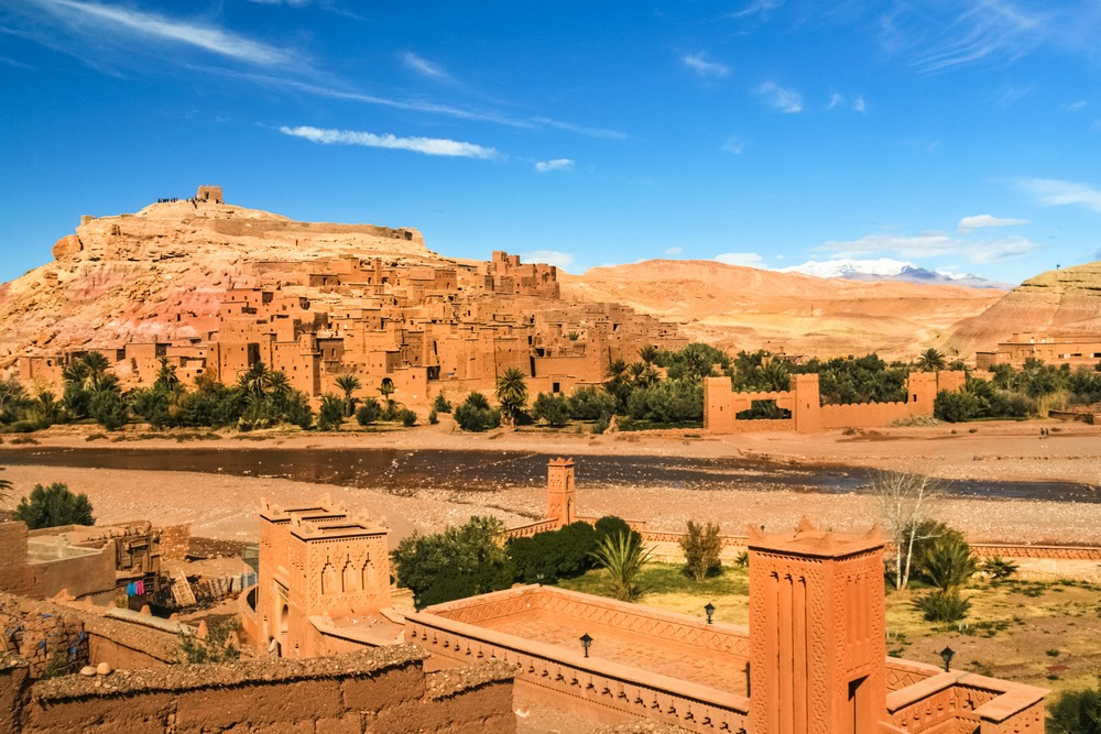 how to go from fes to marrakech