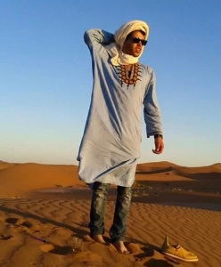Sahara Dunes tour Guide