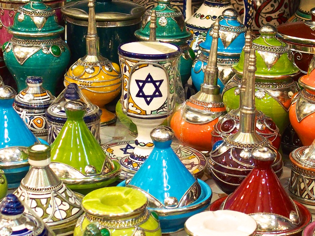 Jewish Pottery on Morocco Tours